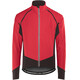 Löffler Milano WS Superlite Bike Zip-Off Jacke Herren rot